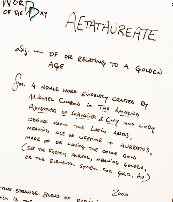 Aetataureate