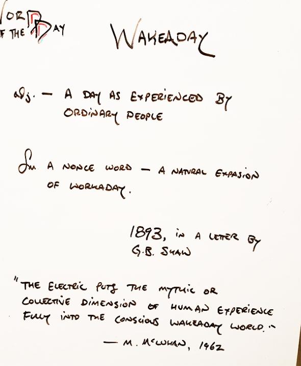 Wakeaday